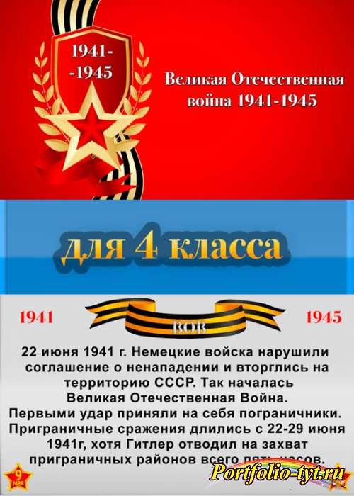 презентация города герои великой отечественной войны 1941-1945